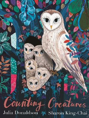 Counting Creatures book
