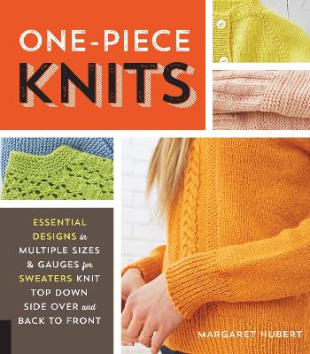 One-Piece Knits by Margaret Hubert