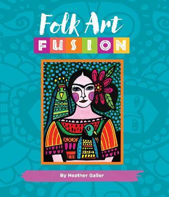 Folk Art Fusion book