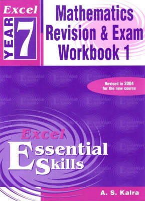 New Year 7 Maths Revision and Exam Workbook by