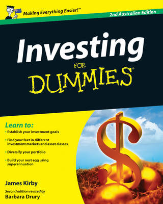 Investing For Dummies by Barbara Drury