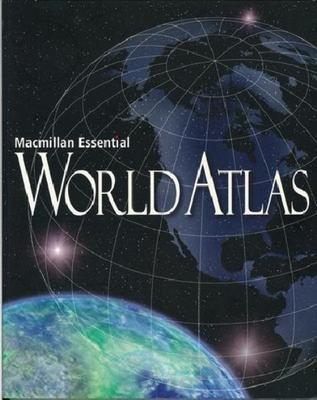 Essential World Atlas by Australian Geographic