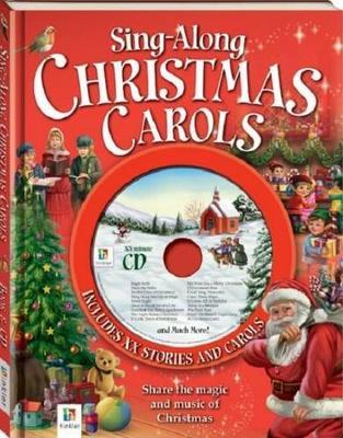 Sing-Along Christmas Carols by null