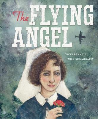 FLYING ANGEL book