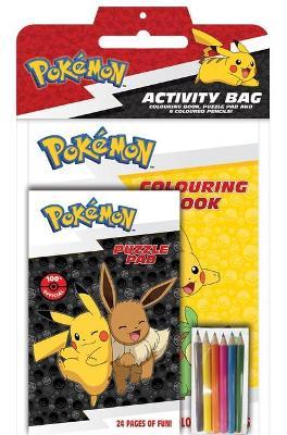 Pokemon: Activity Bag book