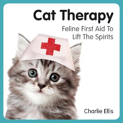Cat Therapy by Charlie Ellis