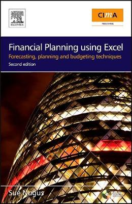 Financial Planning Using Excel book