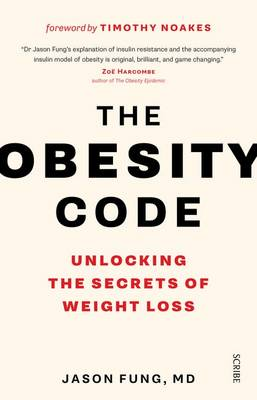Obesity Code by Dr. Jason Fung