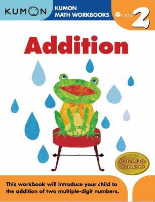 Grade 2 Addition by Publishing Kumon