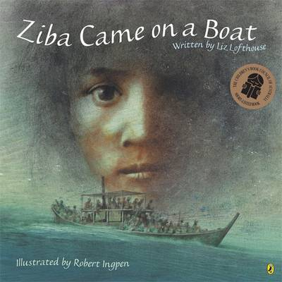 Ziba Came On A Boat by Liz Lofthouse