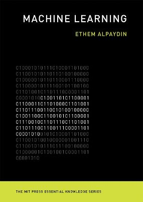 Machine Learning by Ethem Alpaydin