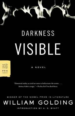 Darkness Visible by Sir William Golding