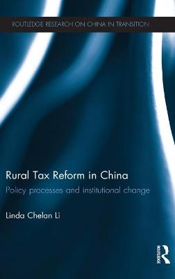 Rural Tax Reform in China book
