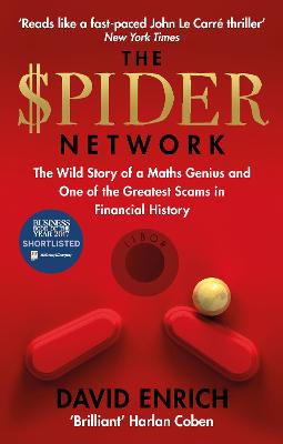 The Spider Network by David Enrich