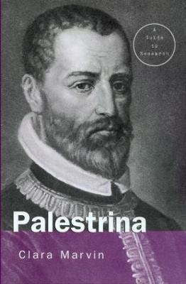 Giovanni Pierluigi da Palestrina by Clara Marvin