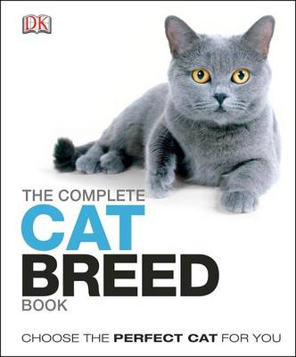 Complete Cat Breed Book by DK