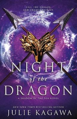 Night of the Dragon book