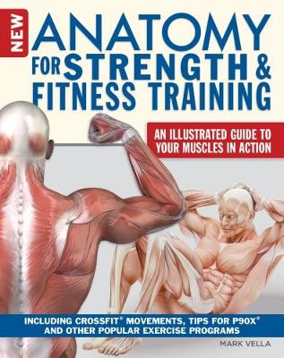 Anatomy for Strength and Fitness Training by Mark Vella