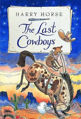 The Last Cowboys by Harry Horse