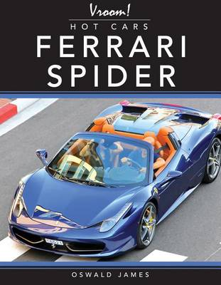 Ferrari Spider by Oswald James