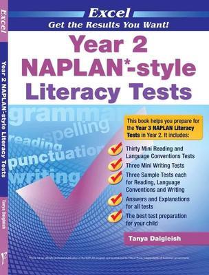 Naplan* Style Literacy TST Yr 2 book