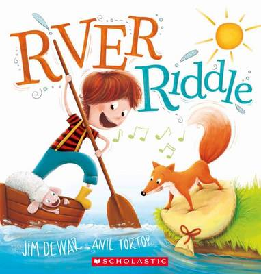River Riddle book