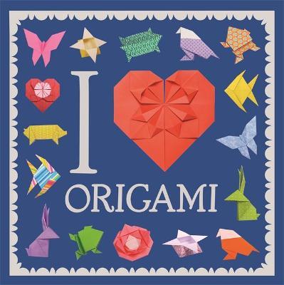 I Heart Origami by David Woodroffe