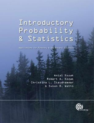 Introductory Probability and Statistic by Antal Kozak