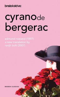 Cyrano de Bergerac book