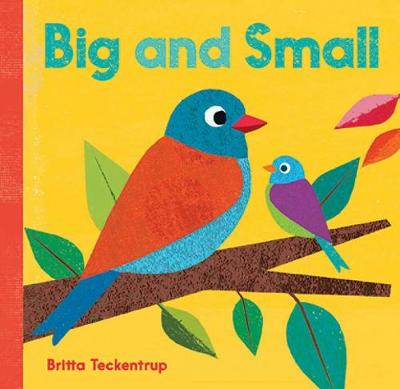 Big and Small by Barefoot Books
