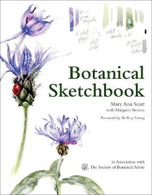 Botanical Sketchbook by Mary Ann Scott