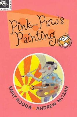 Pink-Paw's Painting book