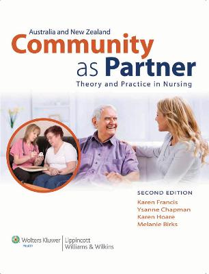 Community as Partner Australia and New Zealand Edition by Karen Francis