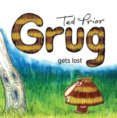 Grug Gets Lost book