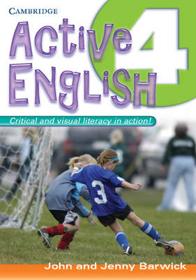 Active English 4 book