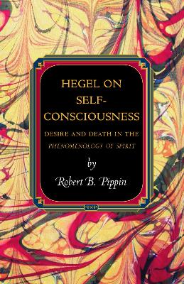 Hegel on Self-Consciousness book