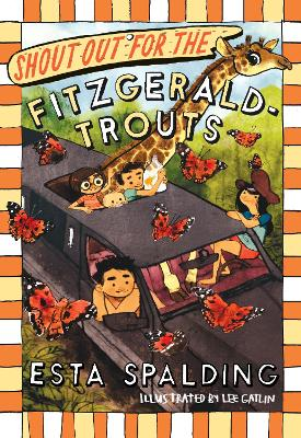 Shout Out For The Fitzgerald-trouts: The Fitzgerald Trouts Series by Esta Spalding