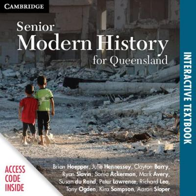 Senior Modern History for Queensland Units 1-4 Digital (Card) by Brian Hoepper