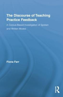 Discourse of Teaching Practice Feedback book