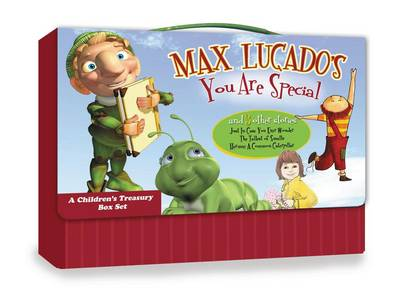 Max Lucado's You Are Special and 3 Other Stories by Max Lucado