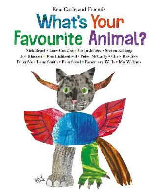 What's Your Favourite Animal? book