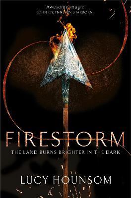 Firestorm by G. Neil Martin
