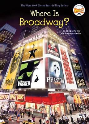 Where Is Broadway? book