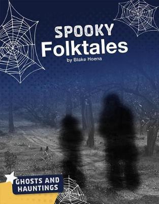 Spooky Folktales book