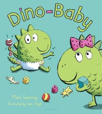 Dino-Baby by Mark Sperring