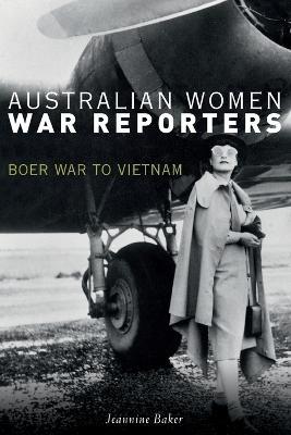 Australian Women War Reporters book