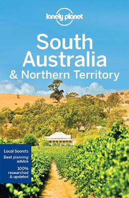 Lonely Planet South Australia & Northern Territory book