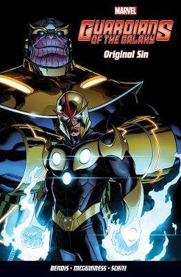 Guardians Of The Galaxy Vol. 4: Original Sin by Brian Michael Bendis