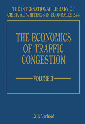 The Economics of Traffic Congestion by Erik Verhoef
