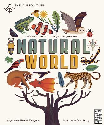 Curiositree: Natural World by A. J. Wood